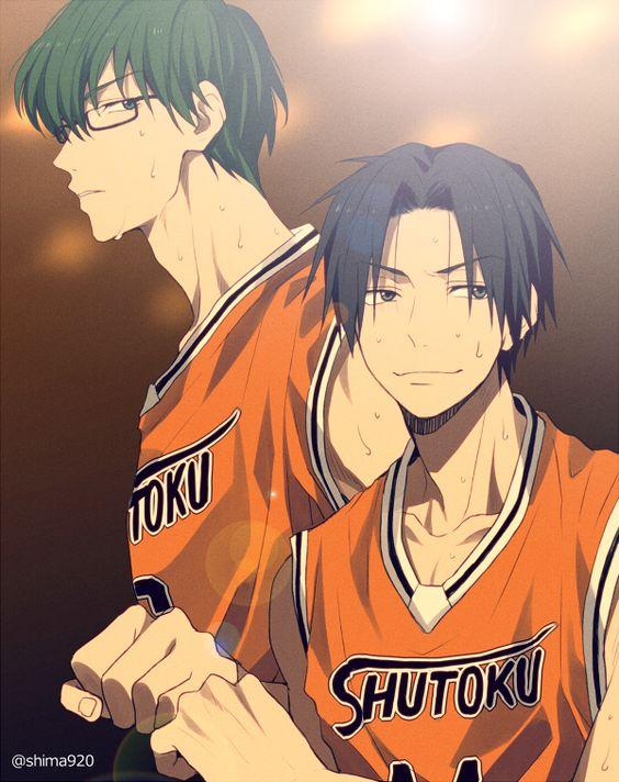 Shintarou Midorima & Kazunari Takao