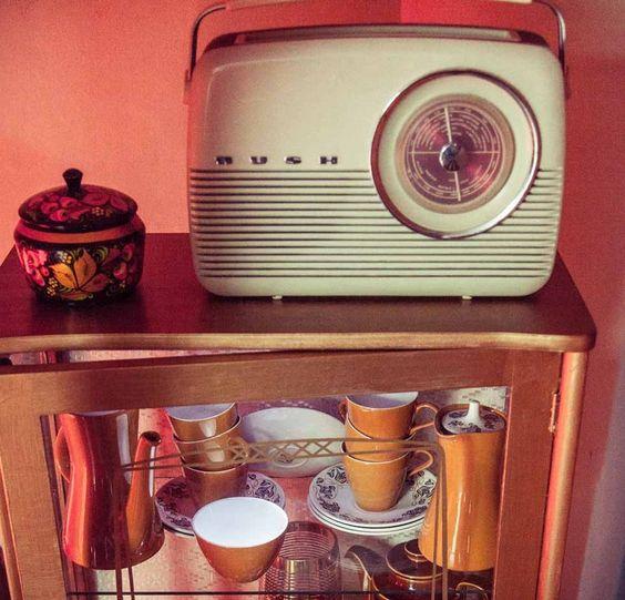 Vintage homeware from My Vintage, vintage shop in Darwen, Lancashire, UK. www.myvintage.co.uk