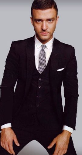 Justin timberlake, Suit and tie and Suits on Pinterest