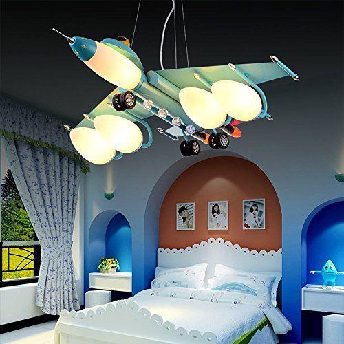 Aircraft Lights Children S Room Lights Boys Bedroom Lights Bedroom
