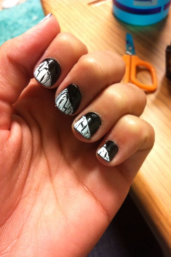 great use of crackle