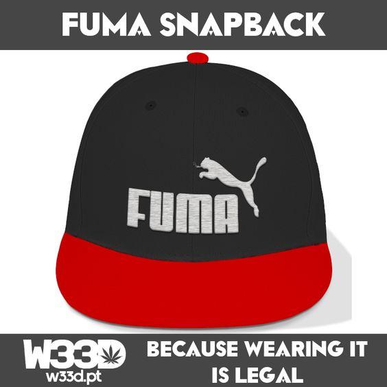 Fuma Snapback #W33D