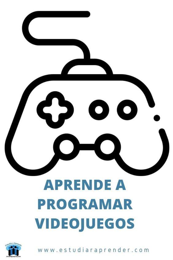 aprende a programar videojuegos