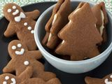 Picture of Gingerbread Cookies for the Holidays Recipe