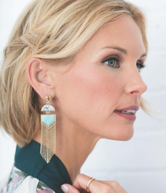 Statement makers – WOW! What's your favorite new earring?