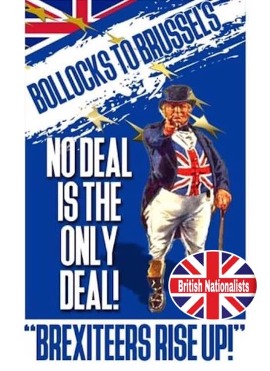 British Nationalism Brexit Political Cartoons Political