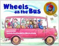 Wheels on the Bus by Raffi (double click on the image to request this title)