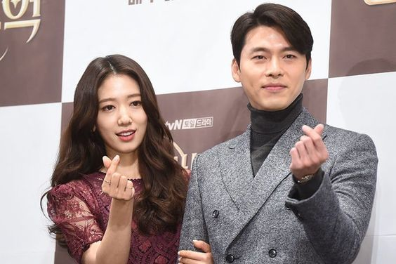 """Park Shin Hye And Hyun Bin Open Up About Working Together On """"Memories Of The Alhambra"""""""