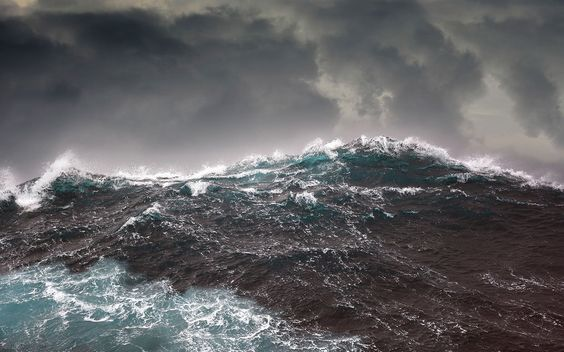 If hurricanes form over the ocean from salty waters, why do they drop fresh…