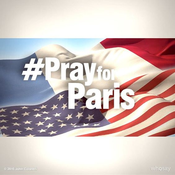 #prayforparis these horrible attacks must be stopped once and for all. The world must come together and defeat all terrorists. Enough is enough.