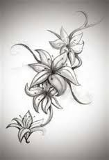 Resultado de imagen para narcissus flower tattoo designs