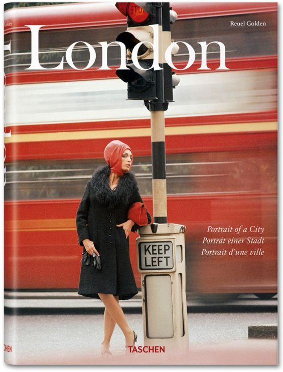 London. Portrait of a City. Taschen Books