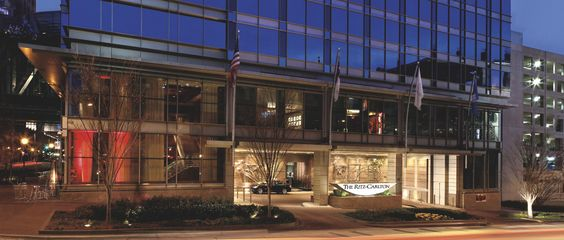 The Ritz-Carlton, Charlotte - an eco-friendly, urban oasis in the center of uptown Charlotte.