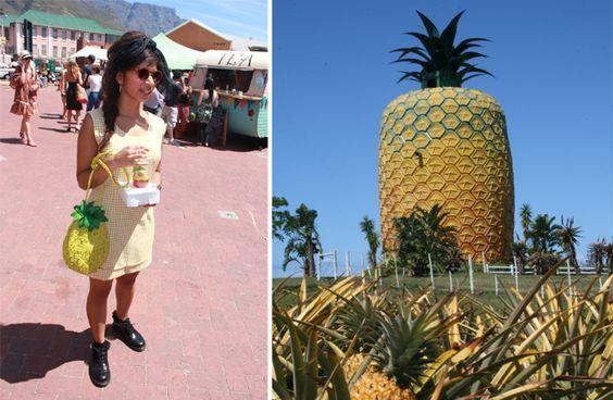 giant pineapple bathurst