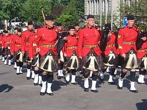 Royal Canadian Mounted Police Marching Band
