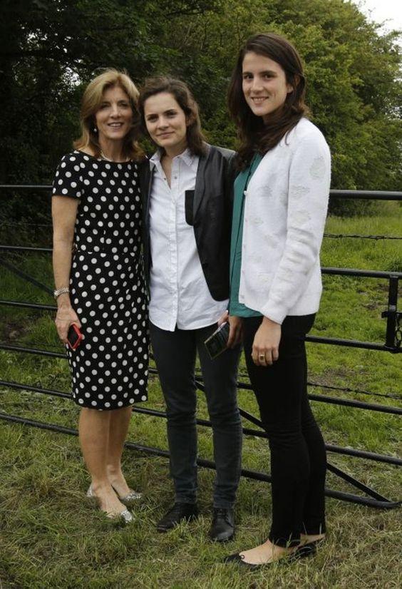 Those Schlossberg Women........
