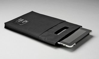 Presenting Unit 04  One of the most important contributions to the Unit Portables system of functional and must have-units. A protective, padded sleeve specifically for an iPad or other tablet computer. Available to purchase separately or in a package with Unit 01-03. Designed like a stylish mini version of Unit 01, Unit 04 also features the built in handle design, allowing you even more portability. Attach to the inside or outside of Unit 01 or simply use on its own.