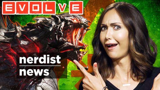 Big E3 EVOLVE Announcement & More! (Nerdist News w/ Jessica Chobot) - #NewsPolitics - http://vidfanatic.com/big-e3-evolve-announcement-more-nerdist-news-w-jessica-chobot/