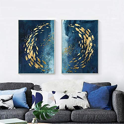 Wwff Modern Minimalist Personality Abstract Canvas Materi Https Www Amazon Co Uk Dp B07yb7qxlj Ref Cm Hanging Paintings Abstract Canvas Living Room Murals Canvas for living room uk