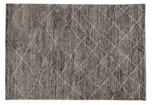 Kalindi Rugs Modern Patterned Rugs Modern Entryway Furniture Rugs Modern Wool Rugs Ottoman In Living Room
