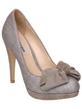 Belma D Soft Bow Court Shoes