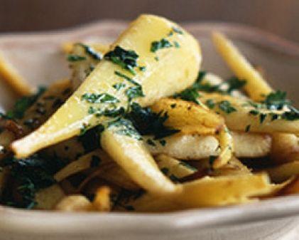 Légumes d'antan: comment cuisiner le panais ?