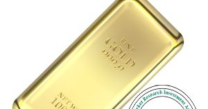Gold futures ended lower in the domestic market on Monday as investors remained jittery over the trajectory for US interest rates.