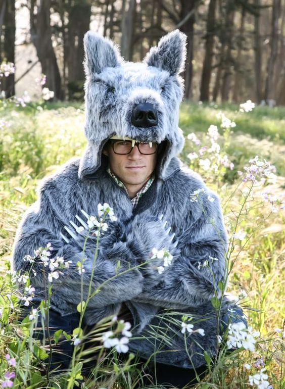 Wolf Suit - Be the Wolf in Wolf's clothing