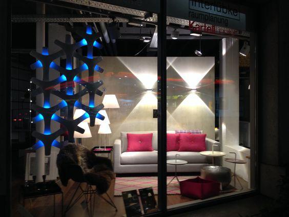 Stunning Luceplan synapse LED Live bei hecht designfabrik kirchentellinsfurt nahe Reutlingen t bingen