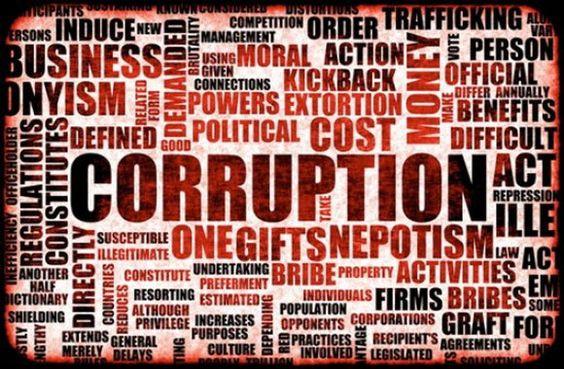 La collusione mafiosa tra politica, pubblica amministrazione e settore imprenditoriale sono ostacoli formidabili alla crescita economica e al benessere della popolazione.  La corruzione impoverisce la società, l'economia e la democrazia del Paese.   Un male da estirpare alla radice:http://www.mondoallarovescia.com/un-sistema-corrotto/