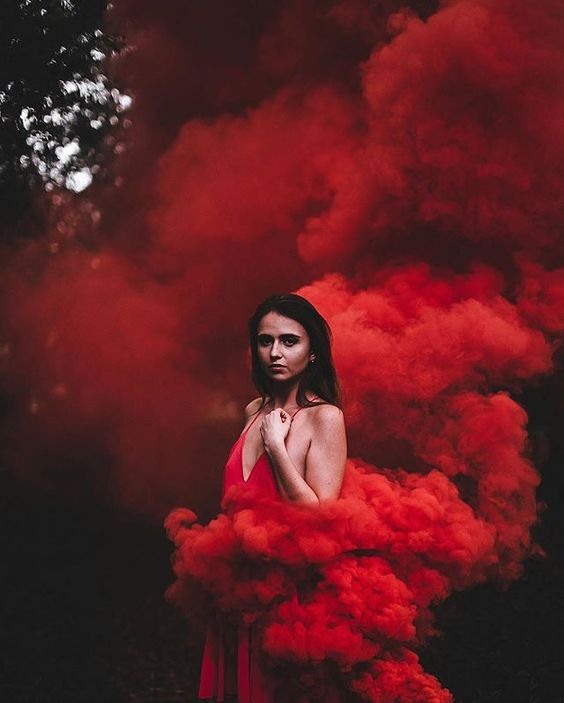 """Smoke & Retribution"" - Thank you @city_wandering_; a South Florida-based photographer for this shot of @jewlaykellay via #pursuitofportraits - Selected by @saunakspace"