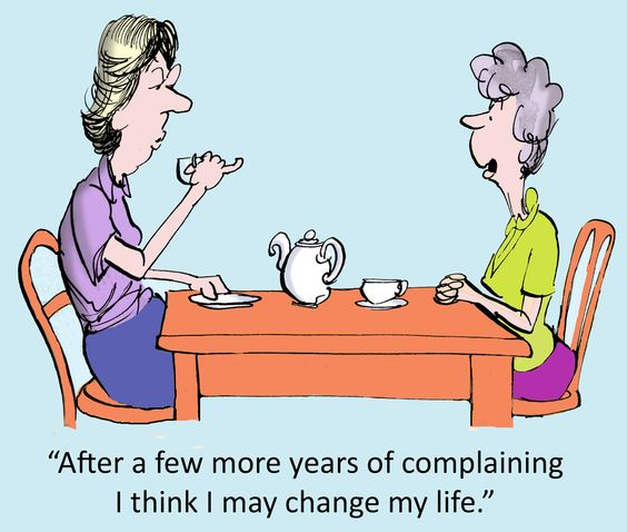 Stuck in a Rut - ditch the complaining for a more fulfilling life #leannemulcahy