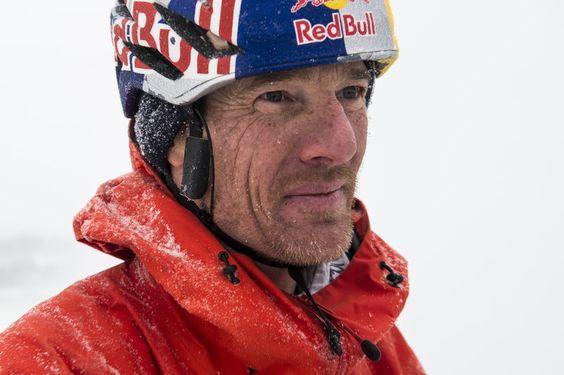 WIll Gadd escalade les chutes du Niaraga gelées