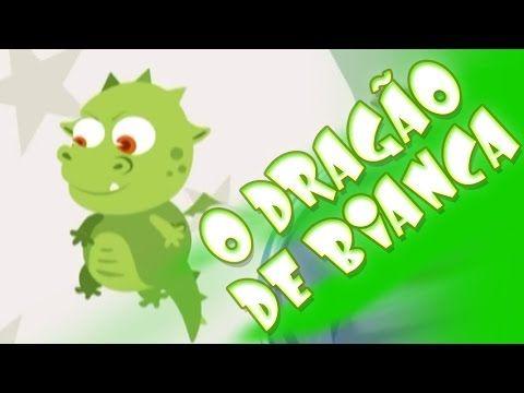 Escola de Princesinhas - O Dragão de Bianca