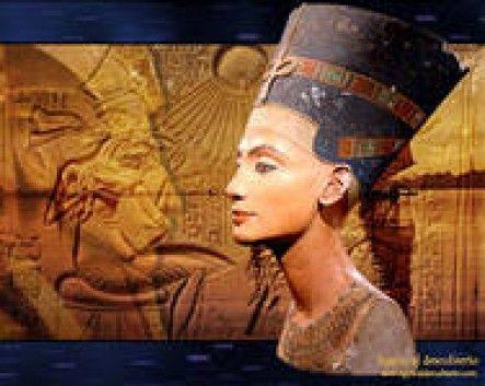 O período do reinado de Akhenaton e Nefertiti: