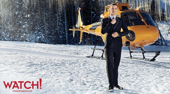 Watch! magazine takes Criminal Minds star Matthew Gray Gubler to Park City, Utah for a ski-themed fashion photo shoot.