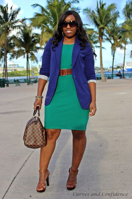 Curves and Confidence | Miami Fashion Blogger