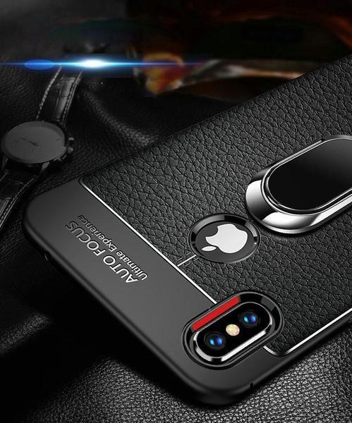 COVER CUSTODIA IPHONE 8 iPhone 7 slim carbon look fibra di