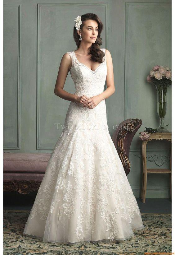 Abiti da Sposa Allure 9125 2014