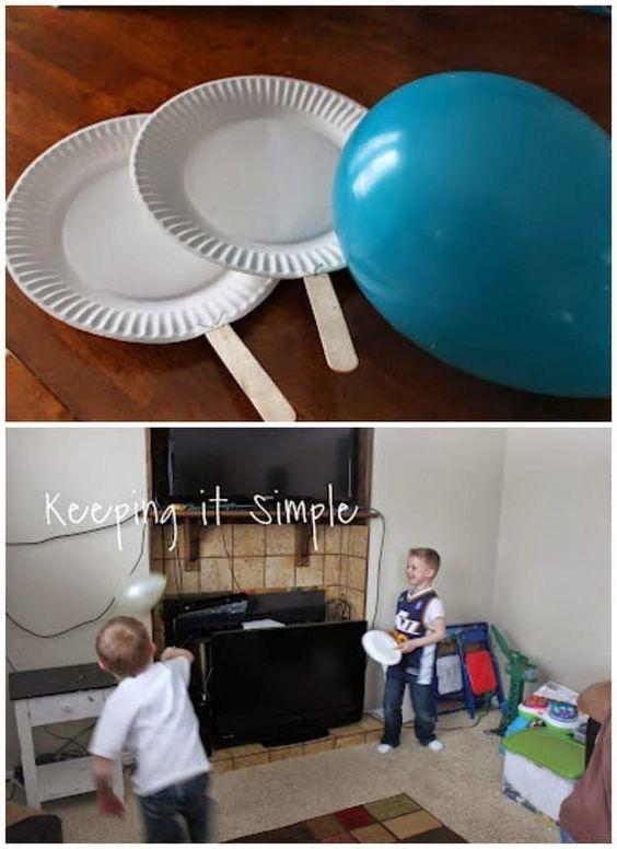 Ping-pong de balão
