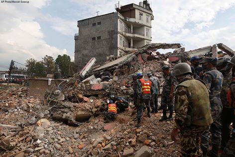 osCurve News: The death toll in the Nepal earthquake has risen t...