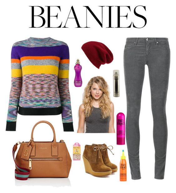 """""""😁"""" by zanfira-panciu ❤ liked on Polyvore featuring Missoni, AG Adriano Goldschmied, Burberry, Marc Jacobs, Halogen and TIGI"""