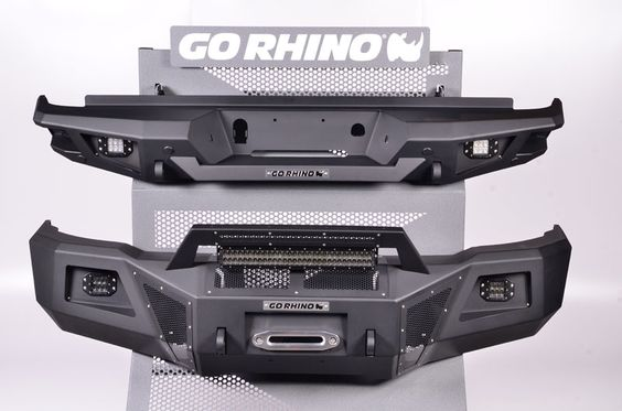 truck bumpers - Google Search