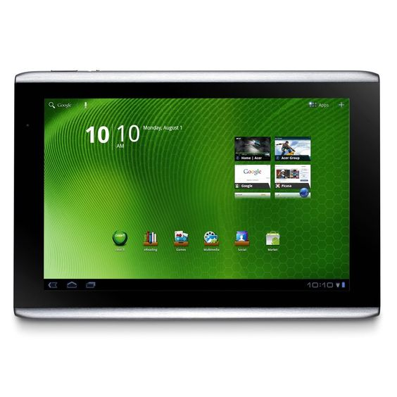 We have the new Acer Iconia listed in our low bid auction competition by the way. Free to enter ;-)) http://www.watchmywallet.co.uk