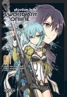 Sword Art Online Phantom Bullet tome 1 par Reki Kawahara et Koutarou Yamada