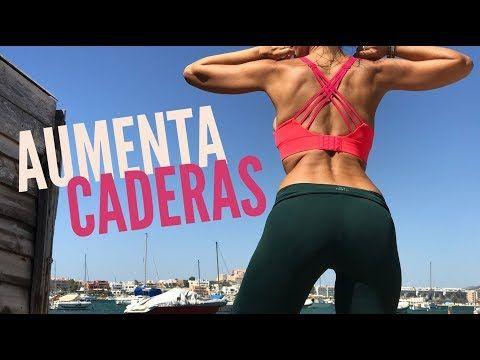 ejercicios para aumentar caderas anchas