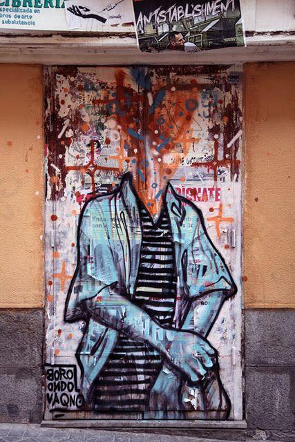 Arte urbano madrid