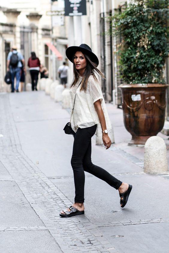 Blog mode idee look automne 2017 klarf watches bloggers pinterest lundis blog et jeans - Tenue automne 2017 ...