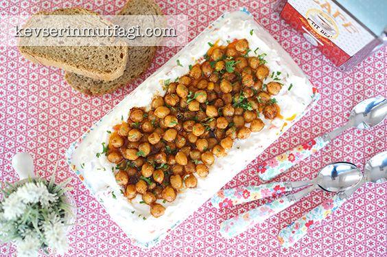 Chickpea Salad With Yogurt Recipe