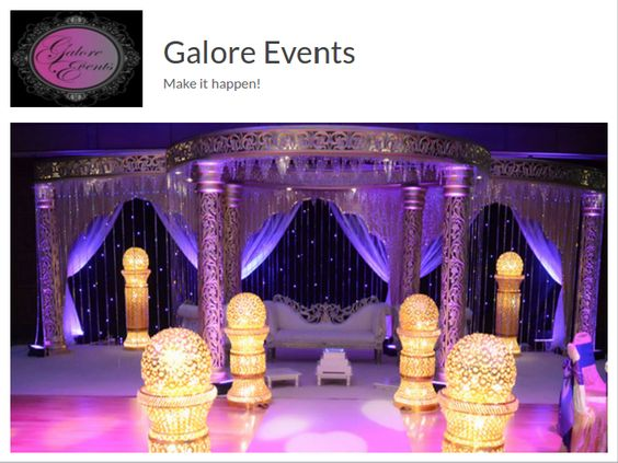 Galore Events Is One Of The Best Event Management Companies In London That Possess Wide Experience